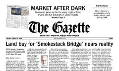 Cedar Rapids Gazette