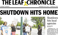 Clarksville Leaf-Chronicle