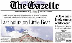 Newspaper The Gazette (Canada). Newspapers in Canada ... |The Gazette Newspaper
