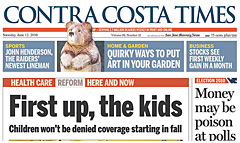 Contra Costa Times
