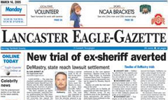Lancaster Eagle-Gazette