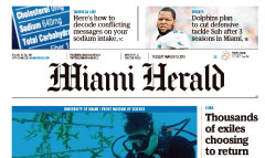 Miami Herald Asks Readers For Donations