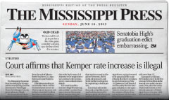 The Mississippi Press
