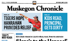 Muskegon Chronicle