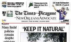 The Times-Picayune & The New Orleans Advocate