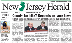 The New Jersey Herald