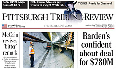 pittsburgh tribune review newspaper subscription lowest prices  newspaper delivery