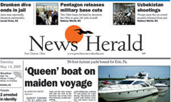 Port Clinton News Herald