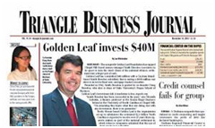 Raleigh-Durham Triangle Business Journal