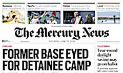 San Jose-San Mateo Mercury News