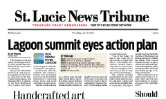 The St. Lucie News Tribune