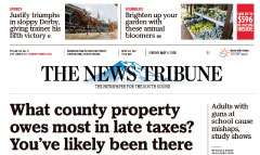 Image result for newspapers tacoma news tribune