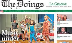 The Doings-La Grange Subscription - Lowest prices on