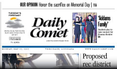 The Daily Comet
