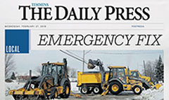 Timmins Daily Press