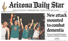 The Arizona Daily Star