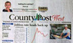 Waupaca County Post - West